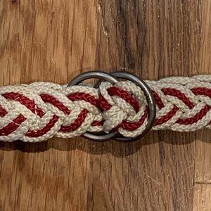 J Crew O-Ring Belt Size L/XL